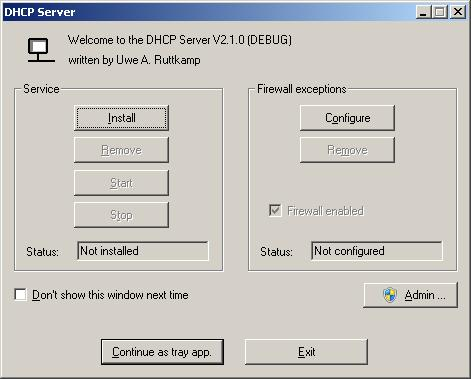 How to configure dhcp server on windows 7 | bloggerbaru.